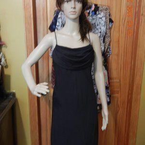 Party/Date/Club/Wedding Casual Black Dress sz 3/4